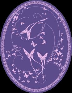 CО-196/11  Silver Butterflies (Butterflies)