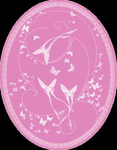 CО-196/9  Silver Butterflies (Butterflies)