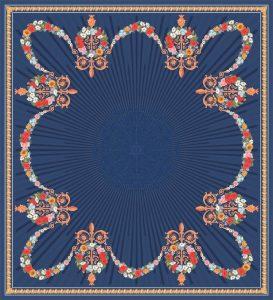 C-017/1 Faberge Blue (Paradise)