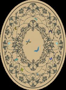 CО-204/7 Primavera (Butterflies)