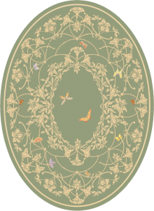 CО-204/1 Primavera (Butterflies)