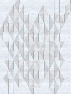 PD-38 Mosaic White (Rhythm)