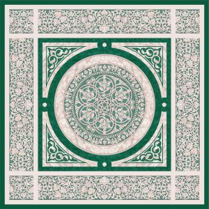 C-011 Great Arabian Green (St. Petersburg)