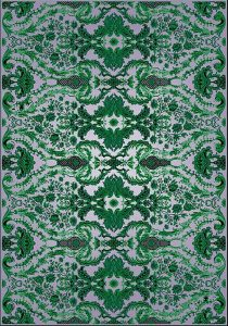 C-308/3 Murano Emerald (Jewelery)
