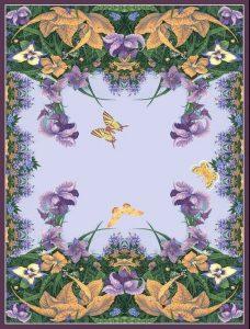 C-306/1 Simiramida Gardens (Butterflies)