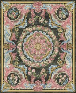 PD-233-5 Louis XIV (Копии антикварных ковров Savonnerie)