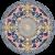 PD-367-5 Sainte-Suzanne (Копии антикварных ковров Savonnerie)