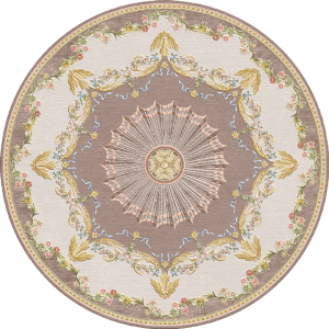 PD-368-3 Savoie (Копии антикварных ковров Savonnerie)