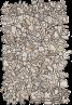 PD-370-4 Lever de lûne (Rhythm)