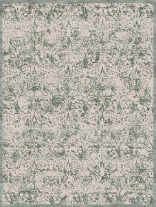 PD-411-11 Floral (Antique)